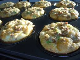 Bisquick Pumpkin Oatmeal Muffins by Sausage Cheese Egg Muffins Nutmeg Notebook