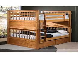 cool wood bunk bed design for teen decofurnish