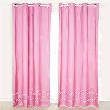 curtain decor blackout curtains white ruffle blackout