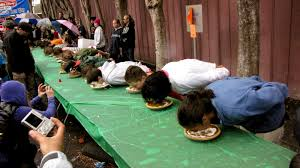 Half Moon Bay Pumpkin Festival Winner by Spicuzza Photo A Day Pumpkin Pie Eating Contest