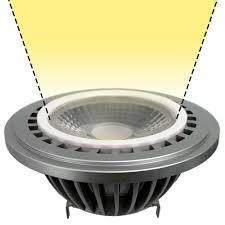 12v 6w chip on board warm white led par36 light bulb cobled