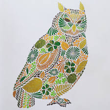 My Second Adventure Into Milliemarotta Animalkingdom Adult Colouring Book