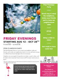 Fort Wayne Desk Sergeant by Flamingo Fridays U2013 New Social Events In Historic Southwood Park