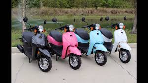 Motor Scooter For Girls