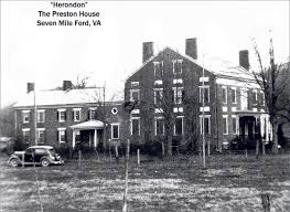 100 Houses In Preston Herondon House The House The Lucy Crockett House