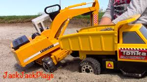 Toy Truck: Youtube Construction Toy Truck Videos