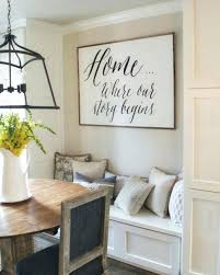 Dining Room Wall Decor Picture Magnificent Inspiration Def Empty Spaces Ideas Living Diy