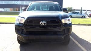 2016 Toyota Tacoma AccessCab SR+ 2.7L 4 Cylinder - YouTube