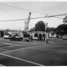 100 Fikes Truck Line Calisphere Photograph Of Homer Gas Station