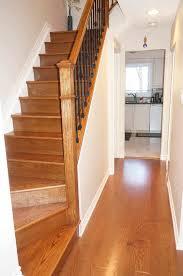 Restaining Hardwood Floors Toronto by Stair Refinishing In Burlington Ontario U2013 Strataline Inc