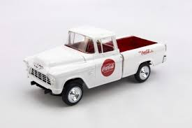 1955 Chevy Cameo Coca-Cola Pickup Truck 1/25 AMT