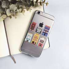 Shophouses of Singapore Clear iPhone 6 7 Case – Naiise