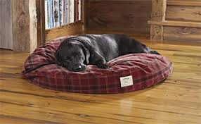 chew proof dog cover toughchew round bed cover orvis
