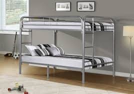 Jordans Furniture Bunk Beds by Monarch Specialties Inc Full Over Full Futon Bunk Bed U0026 Reviews