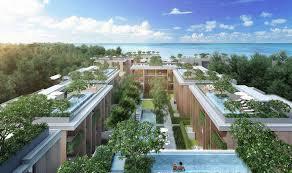 A luxurious retirement village in Phuket Thailand