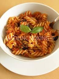 pates au thon moutarde recette de pâtes au thon à la tomate et aux olives la recette