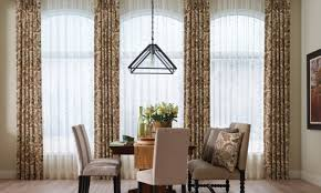 Dining Room Curtain Ideas Window