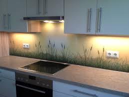 küchenrückwand aus glas mit motiv küche rückwand glas