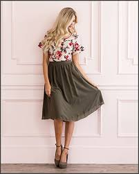 Mikarose Clothing Modest Dresses Skirts Tops