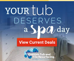 Bathtub Reglazing Pros And Cons by Tub Reglazing Vs Tub Replacement Custom Tub And Tile Resurfacing