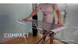 étendoir à linge électrique comfy dryer max 8 barres