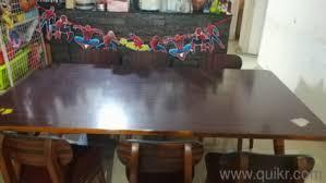PREMIUM 6 Seater Dining Table Teak Wood