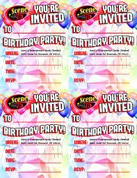 Cleveland Birthday Parties - Scene75 Entertainment Center