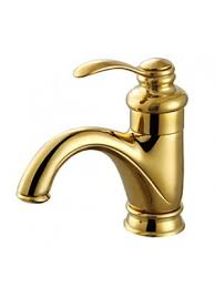 Polished Brass Bathroom Faucets Contemporary by Antique Faucets