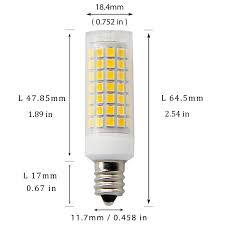 aliexpress buy 2017 new bulbs 88 leds e12 led bulbs 6w 75