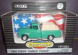 100 43 Chevy Truck Amazoncom 2154 Ertl Classic Vehicles 1955 Cameo Pickup 1