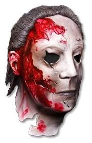 Halloween H20 Mask Uk by Halloween H20 Michael Myers Mask One Size Licensed Jmmm101