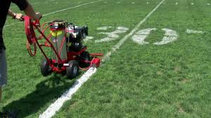 Painting Football Field, Striping Machine For Grass Fields And ... 2017 Nfl Rulebook Football Operations Design A Soccer Field Take Closer Look At The With This Diagram 25 Unique Field Ideas On Pinterest Haha Sport Football End Zone Wikipedia Man Builds Minifootball Stadium In Grandsons Front Yard So They How To Make Table Runner Markings Fonts In Use Tulsa Turf Cool Play Installation Youtube 12 Best Make Right Call Images Delicious Food Selfguided Tour Attstadium Diy Table Cover College Tailgate Party