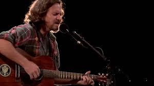 Eddie Vedder No Ceiling by Eddie Vedder Live Into The Wild Soundtrack Youtube