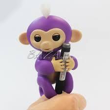 Fingerlings Interactive Baby Monkey Factory