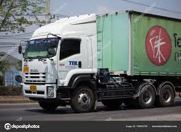 100 Beverage Truck Of TBL Thai Logistic Stock Editorial Photo