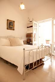 Beautiful Vintage Styled White Bedroom In Cape Town South Africa