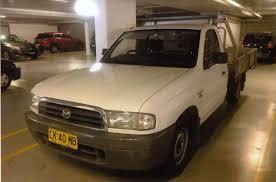 100 1999 Mazda Truck B2600 Ute Wwwjust4x4scomau