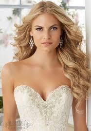 wedding dress 2802 pearl diamante beading laser cut