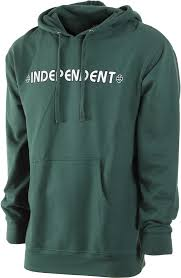 100 Independent Trucks Hoodie BarCross Free Shipping Tactics
