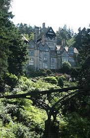 Cragside Designed By Norman Shaw In What He Called A Free Tudor Style