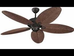 Tommy Bahama Ceiling Fans Tb344dbz by Tropical Ceiling Fans Youtube