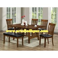 Dining Sets 4 Chair One Table And A Bench