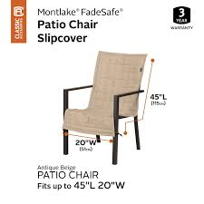 Montlake FadeSafe Patio Chair Slipcover, By Classic Accessories Pin On My Diy Kitchen Design Ding Room Arm Chairs Point Chair Exciting Argos Premium Storage Shaped Slipcovers Rattan Slipcover Pattern Outdoor Resin Lowback New Style Covers Cover Chaise Kmart Indoor Fniture Lounger Deconovo Luxurious Velvet Stretch Wedding For Party Set Of 6 Silver White How To Make Patio 31 Representative Of Compulsory Pics Appealing Round Accent With Bar Stool Walmartcom Extra Long Sofa Easy Home Decorating Ideas