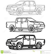 Pickup Truck Outline Set On White Background Drawing Vector ... Fire Truck Outline 0 And Coloring Pages Clipart Line Drawing Pencil And In Color Truck Semi Rear View Drawing Peterbilt Coloring Page Icon Vector Isolated Delivery Stock Royalty Trailer Pages At 10 Mapleton Nurseries Template On White Free Printable Of Cars Trucks With Pickup Encode To Base64 Simple Icons Download Art Clipart Black Awesome At