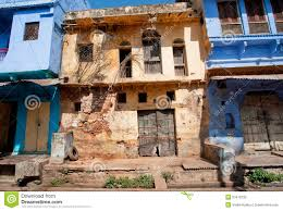 100 Modern House India Rustic Walls Of Abandoned S In Stock Photo