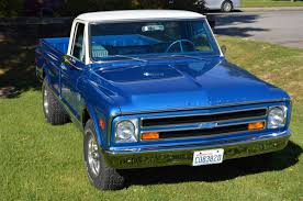 Truck » 1968 Chevy Truck Parts - Old Chevy Photos Collection, All ...