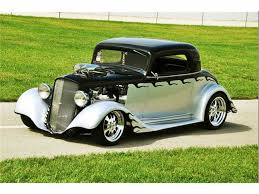 1935 Chevrolet 3-Window Coupe For Sale   ClassicCars.com   CC-890629 1935 Chevrolet Standard For Sale Classiccarscom Cc1040974 3 Window Coupe Gateway Classic Cars 92sct An Old Rusty Chevy 1 Ton Stake Body Flatbed Truck On A Hill 2 Ton Pick Up Truck Very Solid Older Restoration Hot Rod 1936 12 Street Rod Sale Hibernia Auto A Intertional Tow By Theman268 Deviantart Pickup For Youtube Valenti Classics Chev Roadster Ute Hot Rod In Mandurah Wa Ford Amazing Antique Cherry Red