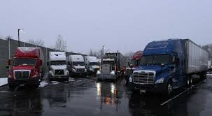 Getting There: Truck Driver Shortage Drives Up Shipping Prices For ...
