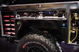 100 Custom Truck Tool Boxes All New 2019 Ford F250 Transformer Work At SEMA