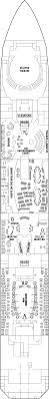 Celebrity Silhouette Deck Plan 6 by Celebrity Cruises Celebrity Silhouette Deals Reviews U0026 More